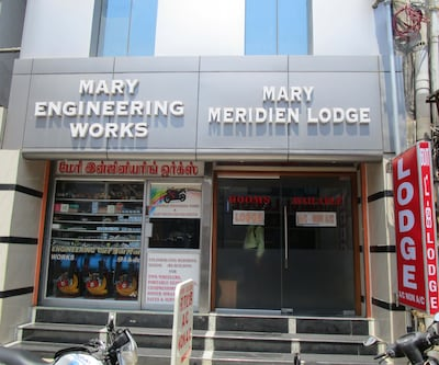 Mary Meridien Lodge,Coimbatore