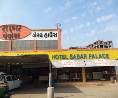 Hotel Sabar Palace And Guest House,Ahmedabad
