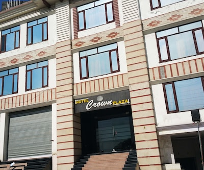 Hotel Crown Plaza,Ludhiana