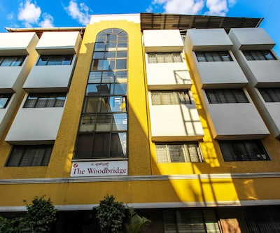 The Woodbridge Hotel,Bangalore