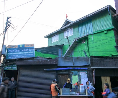 Hotel New Lemon Tree,Darjeeling