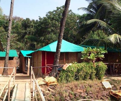 Bridge Inn Beach Huts,Goa