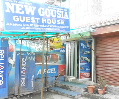 TG Stays Baba Dharam Dass Road,Srinagar
