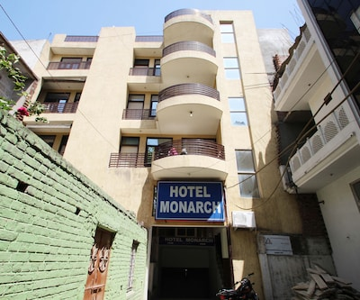 Hotel Monarch,New Delhi