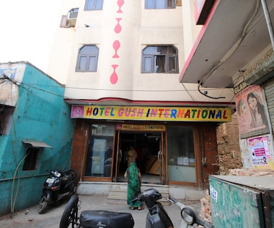 Hotel Gush International Dx.,New Delhi