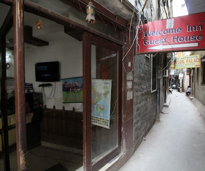 Welcome Inn Guest House, Paharganj,