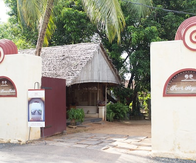 Fort House  Hotel,Cochin