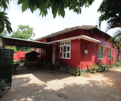 British Bungalow,Coorg