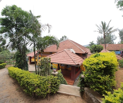 Ganga Homes Chain Gate,Coorg