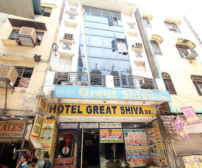 Hotel Great Shiva Dx.,New Delhi
