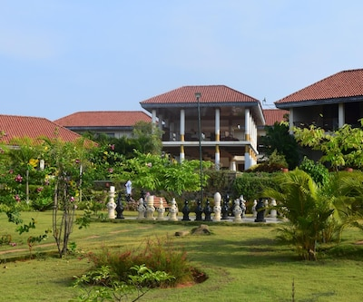 The Windflower Resort and Spa,Pondicherry