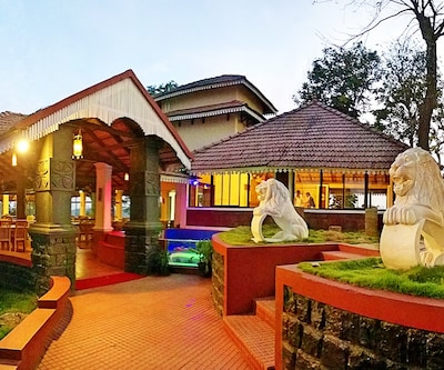 Porcupine Castle Resort,Coorg