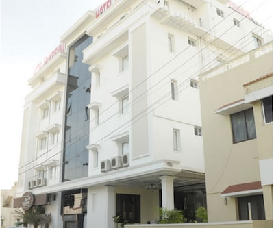 Hotel Abi Krishnaa,Pondicherry