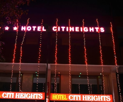 Hotel Citi Heights,Chandigarh
