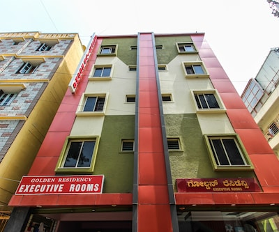 New Golden Residency,Bangalore