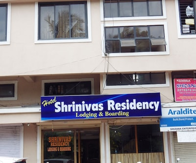 Hotel Shrinivas Residency Lodging And Boarding