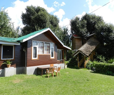 Tree House Cottages,Manali