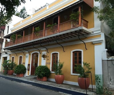 Palais de Mahe,Pondicherry
