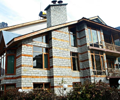 Silver Birch Cottage,Manali