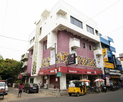 Hotel Le Mirage,Pondicherry