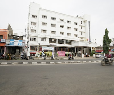 Hotel Vijayentra,Pondicherry