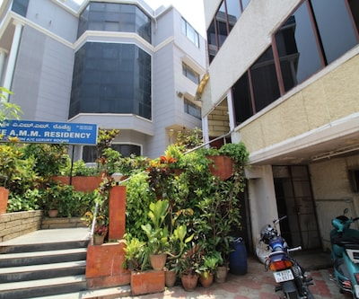 Shree A M M Residency,Bangalore