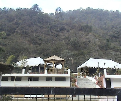 Camp Aquaforest,Rishikesh