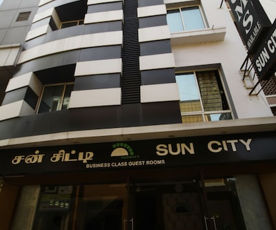 Sun City,Chennai
