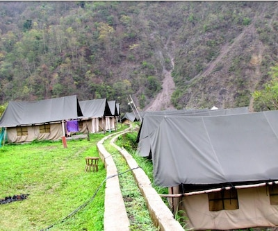 Camp Footloose,Rishikesh