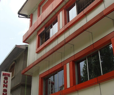 Hotel Sunshine,Gangtok