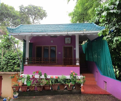 Hill Green Cottage,Thekkady