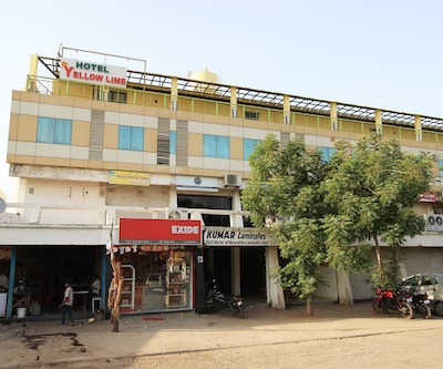 Hotel Yellow Lime,Ahmedabad