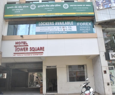 Hotel Tower Square,Vadodara