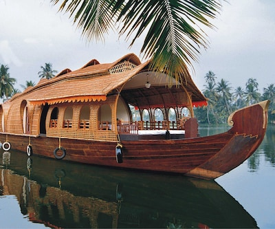 Alleppey Backwater Tour, Punnamada,