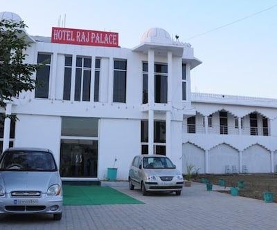 The Raj Palace Hotel Bharatpur