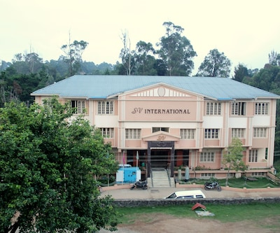 Hotel SV International,Kodaikanal