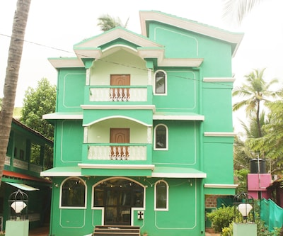 Caphina Tourist Cottages,Goa