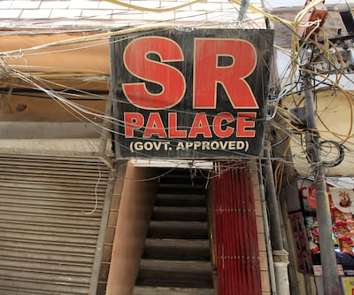 S.R. Palace Guest House,New Delhi