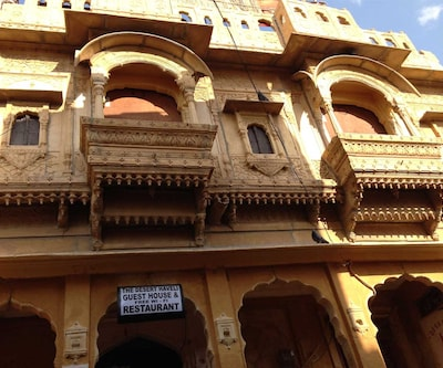 The Desert Haveli Guest House,Jaisalmer