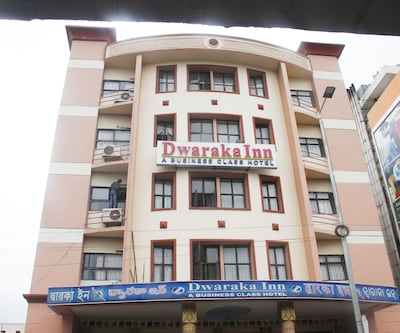 Dwaraka Inn, Station Road,