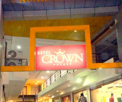 Hotel Crown Palace,Bhopal