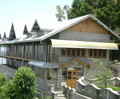 Deolo Cliff Eco Resort,Kalimpong