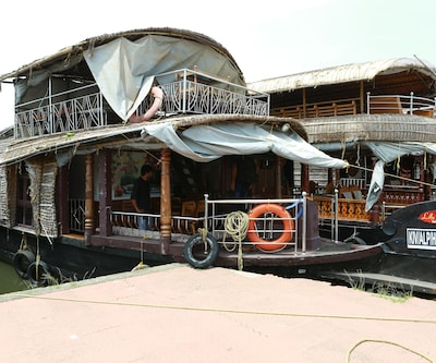 Lilly Darling House Boat,Alleppey
