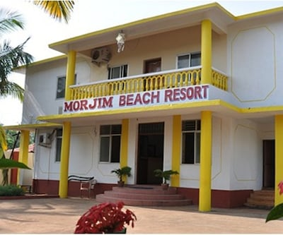 Morjim Breeze Resort,Goa