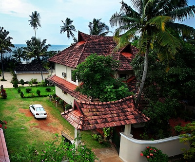 Casamaria Beach Resort,Alleppey