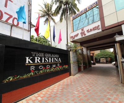 The Grand Krishna Rooms,Bangalore