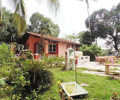 Greenfields Cottages,Goa