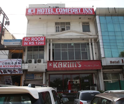 Hotel Comfort Inn,Gurgaon