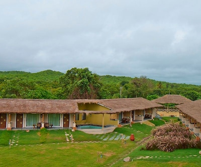 Asiatic Lion Lodge,Sasan Gir