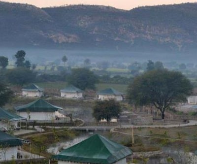 Vanaashrya Camping Resort,Alwar